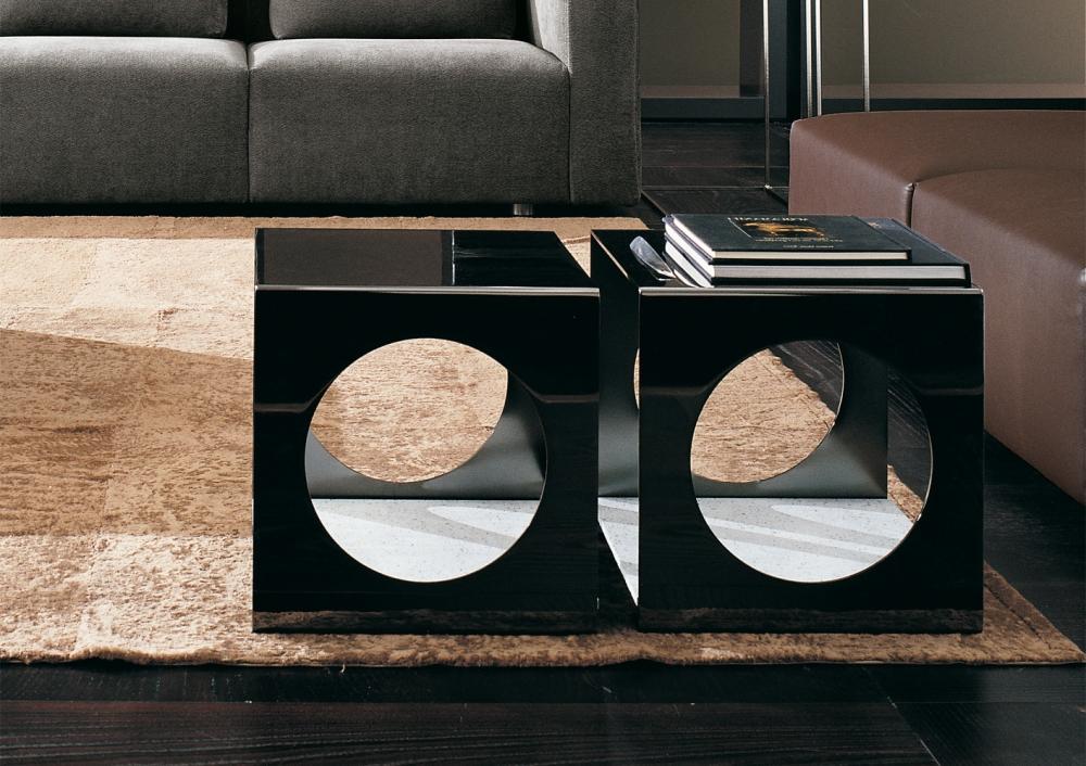 MUNCH SIDE TABLE by RODOLFO DORDONI