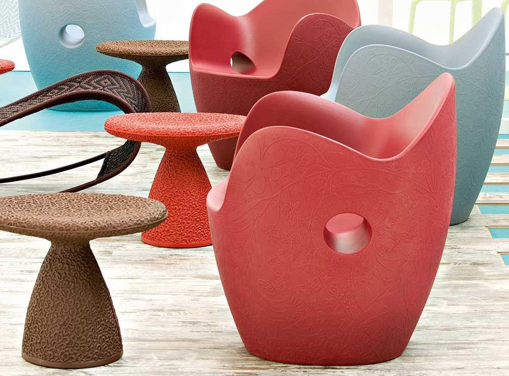 O-NEST SMALL ARMCHAIR BY TORD BOONTJE, 2006