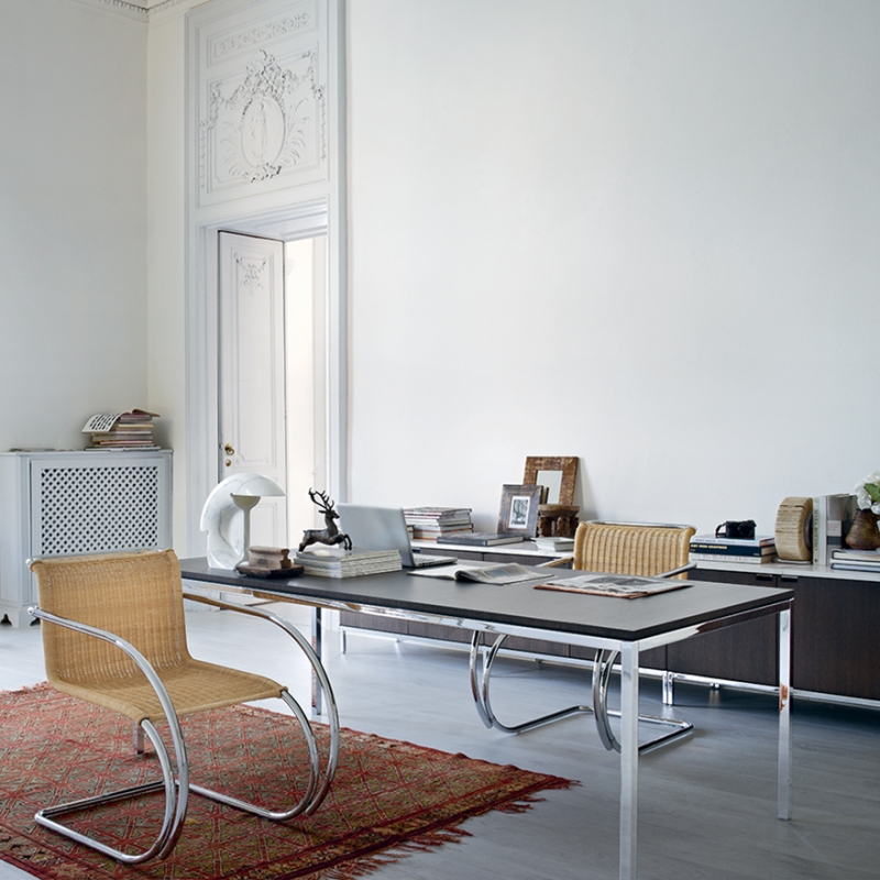 Dining or office table - designer FLORENCE KNOLL