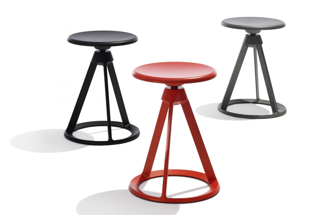 PITON™ STOOL BY EDWARD BARBER AND JAY OSGERBY 2015