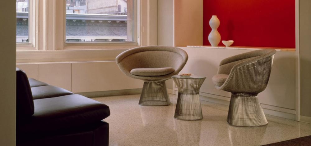 PLATNER SIDE TABLE BY WARREN PLATNER 1966