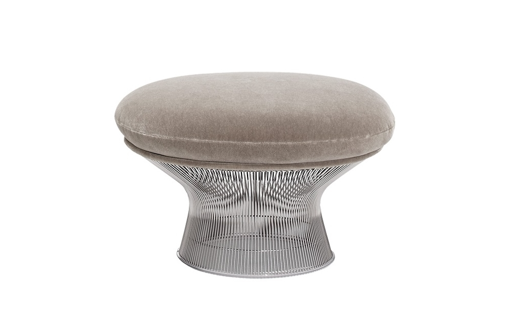 PLATNER OTTOMAN BY WARREN PLATNER 1966
