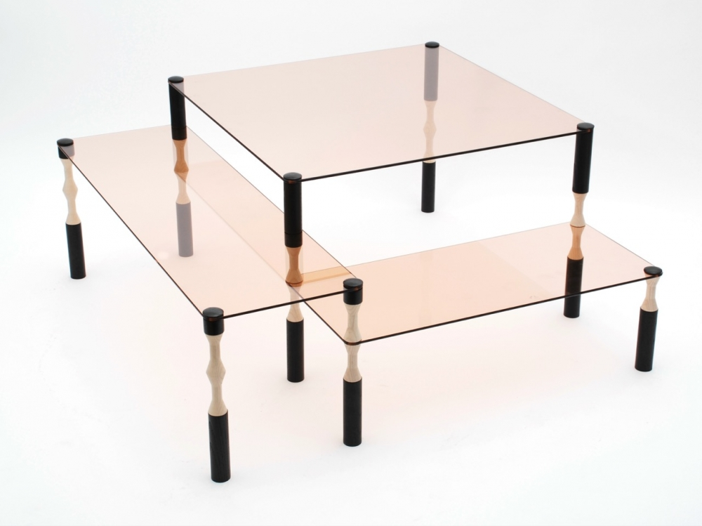 COFFEE TABLE AND SO ON - DESIGNER CHIRSTOPHE DE LA FONTAINE