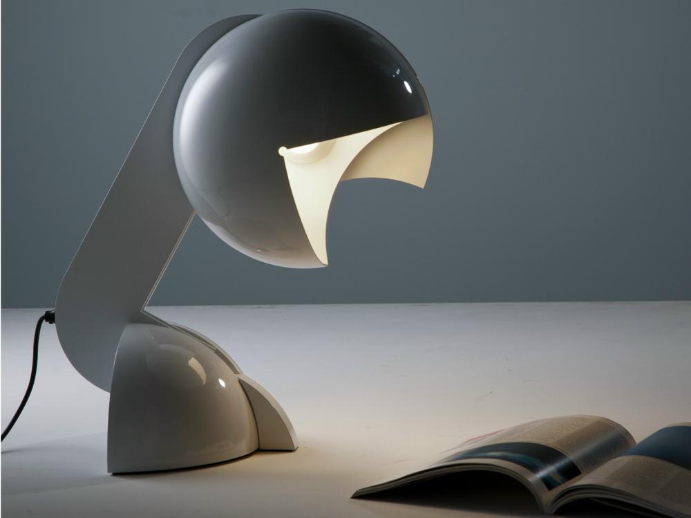 Table lamp RUSPA - designer GAE AULENTI