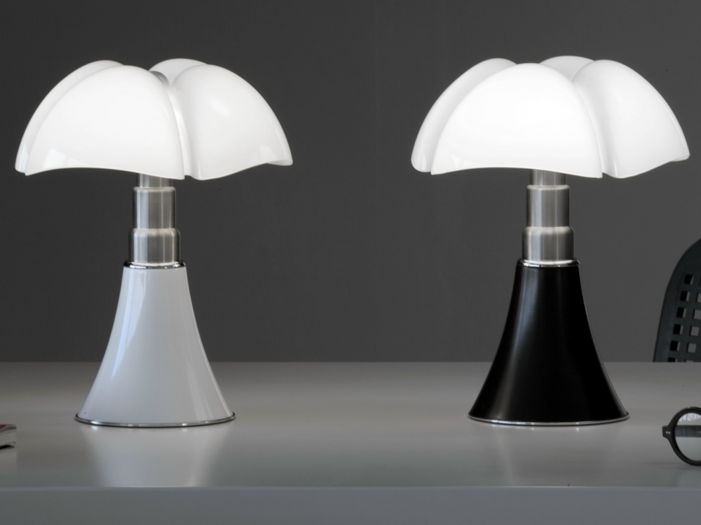 TABLE LAMPS PIPISTRELLO - DESIGNER GAE AULENTI