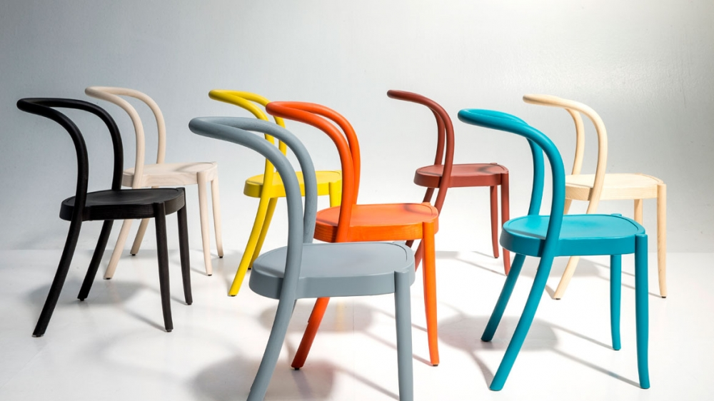 ST MARK CHAIR BY MARTINO GAMPER, 2015