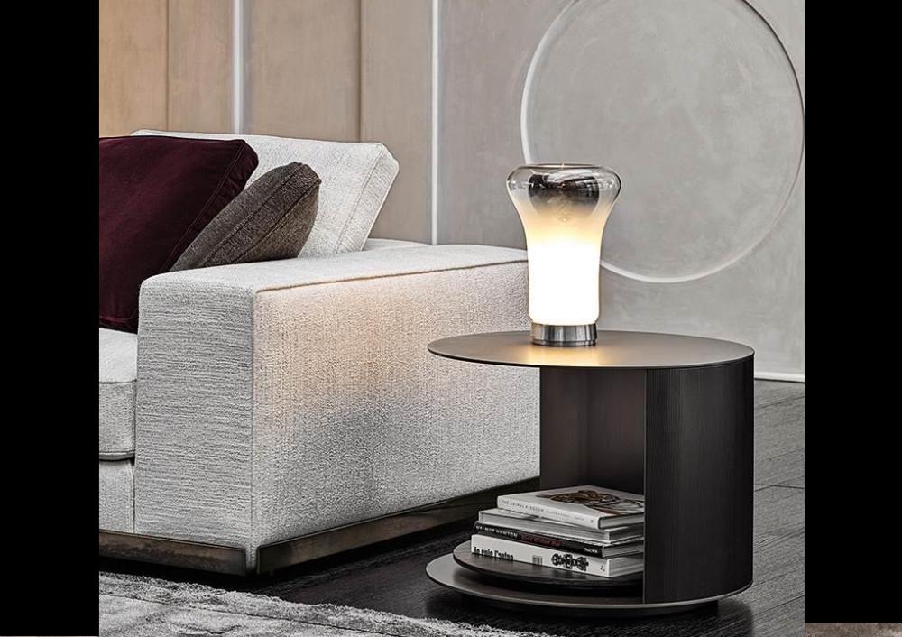 RICHER side tables by RODOLFO DORDONI, designed in 2019