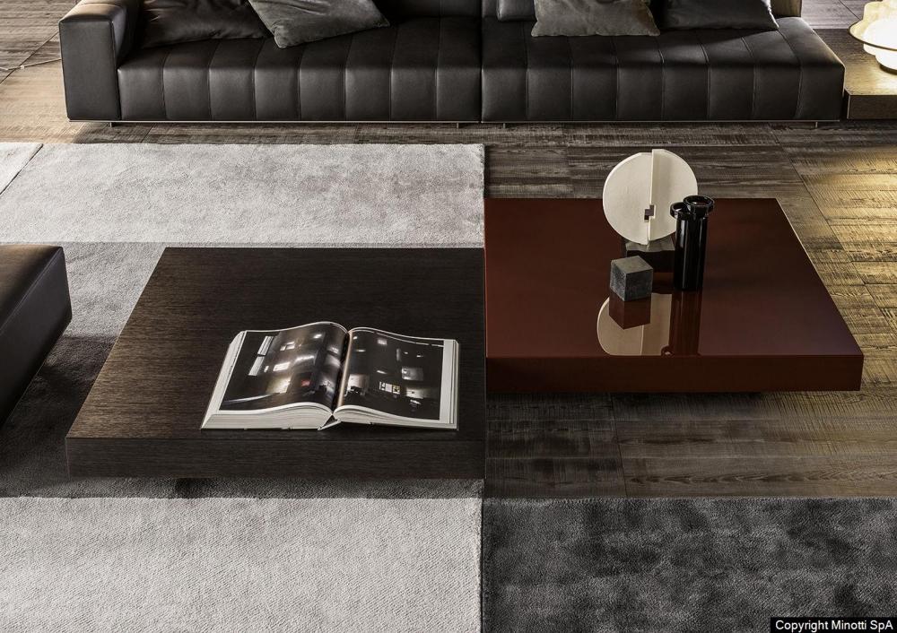RITTER coffee table by RODOLFO DORDONI