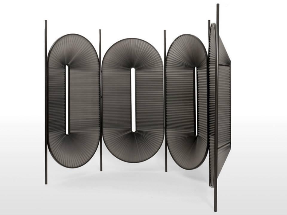 Room divider MINIMA MORALIA - designer CHIRSTOPHE DE LA FONTAINE