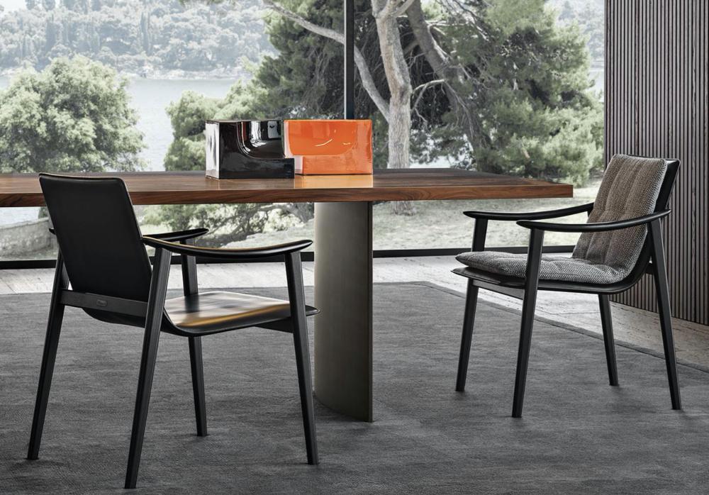 FYNN DINING CHAIR by GAMFRATESI DESIGN, designed in 2020