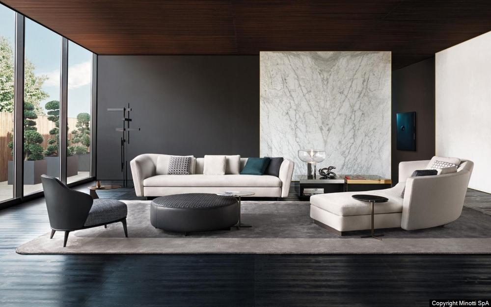 SEYMOUR seating system by RODOLFO DORDONI
