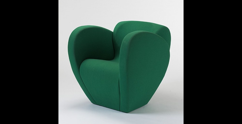 SIZE TEN ARMCHAIR BY RON ARAD, 1991