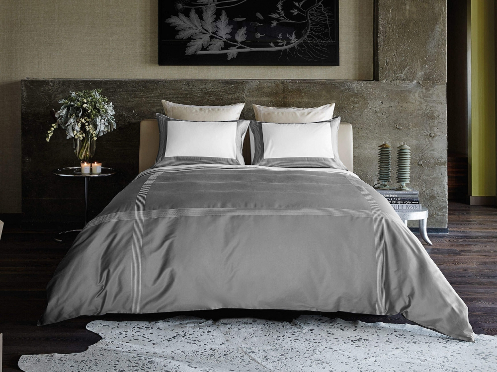 FOR THE FINEST NIGHT'S SLEEP, FRETTE DUVETS CAN TURN YOUR BED INTO THE COSIEST OF NESTS