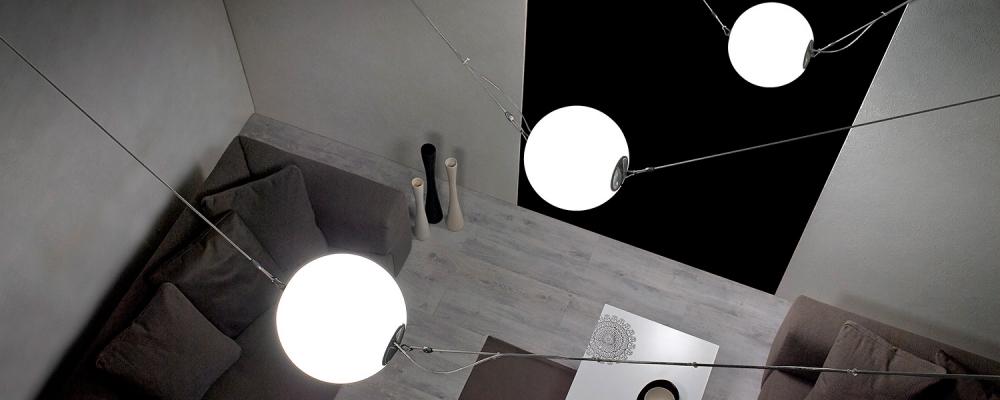 PERLA pendant lamp by ETTORE CIMINI – WALTER MONICI