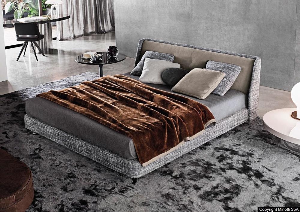 SPENCER BED by RODOLFO DORDONI