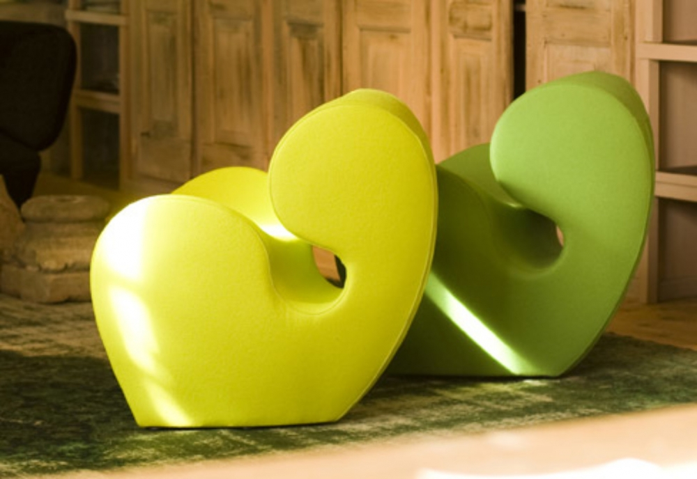 SOFT LITTLE HEAVY ARMCHAIR BY RON ARAD, 1991
