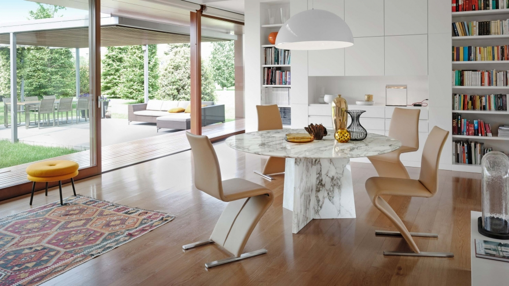 DINING TABLE TADAO 1515 BY PETER DRAENERT 2004