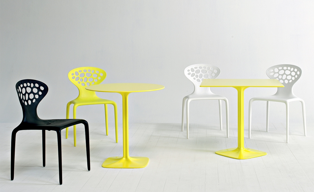 CHAIRS AND TABLES SUPERNATURAL -  DESIGNER ROSS LOVEGROVE.