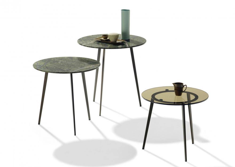 TOSCA COFFEE AND SIDE TABLES 1380 BY PATRIC DRAENERT 2015
