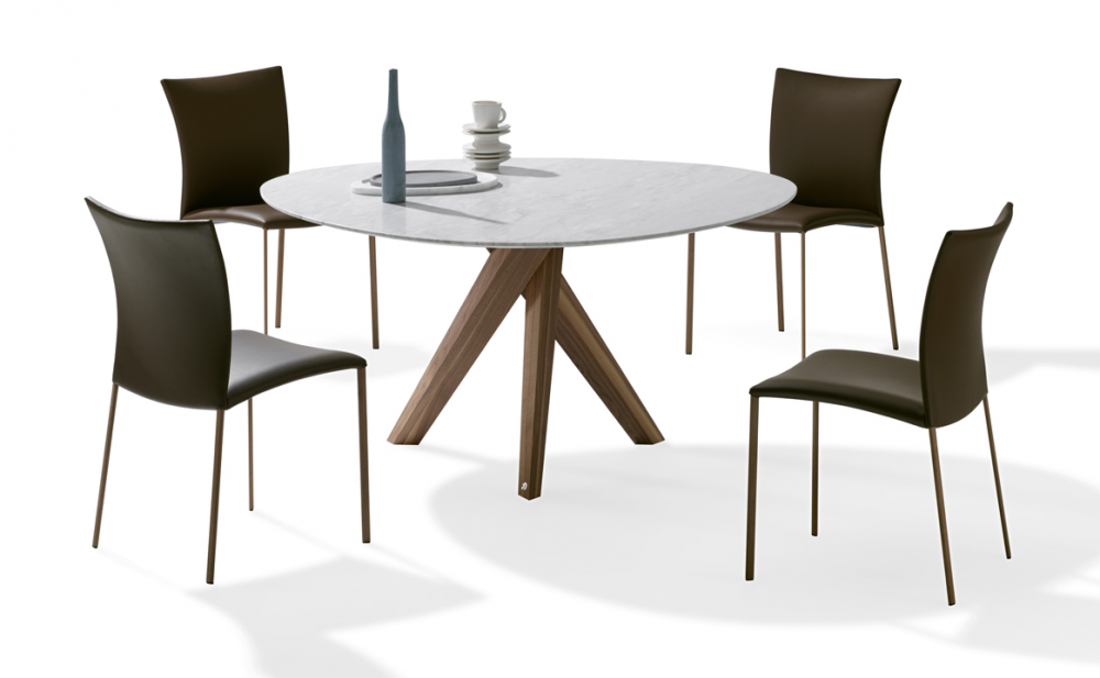 DINING TABLE TRILOPE 1540 BY WOLFGANG C. R. MEZGER 2017