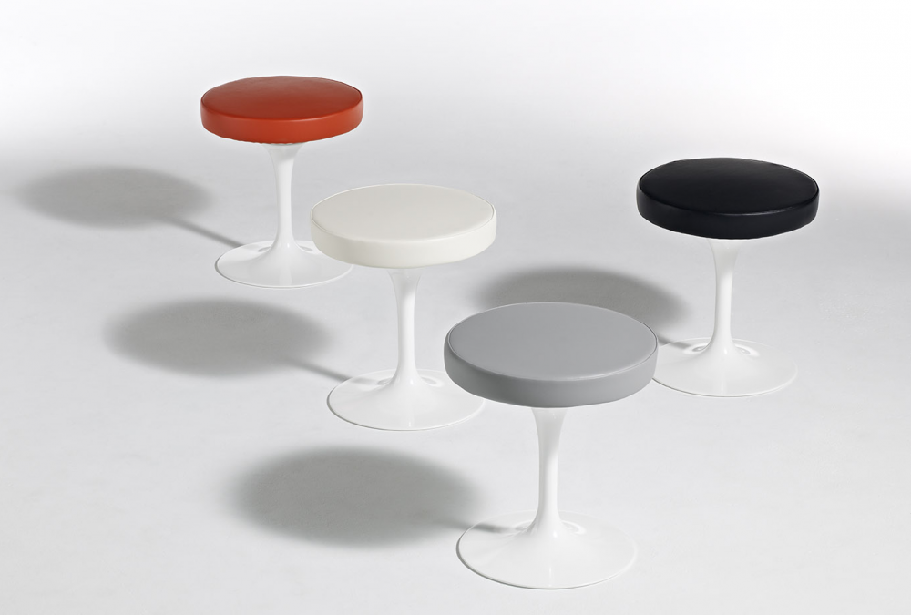 TULIP STOOL BY EERO SAARINEN 1957