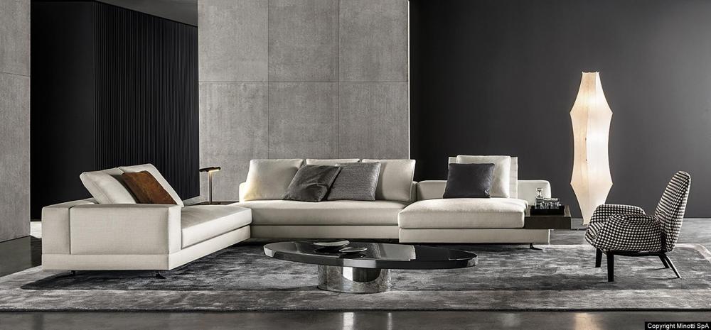 WHITE seating system by RODOLFO DORDONI