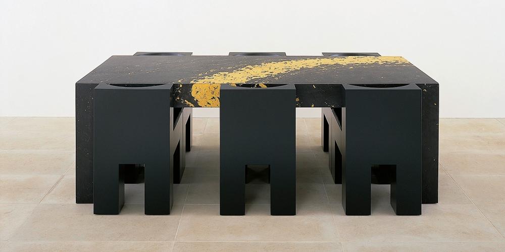 X1 / X2 BY OSWALD MATHIAS UNGERS 1998