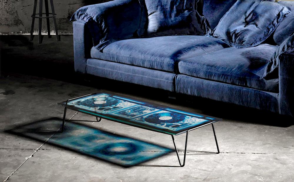 XRAYDIO 2 DISC TABLE BY DIESEL CREATIVE TEAM, 2010