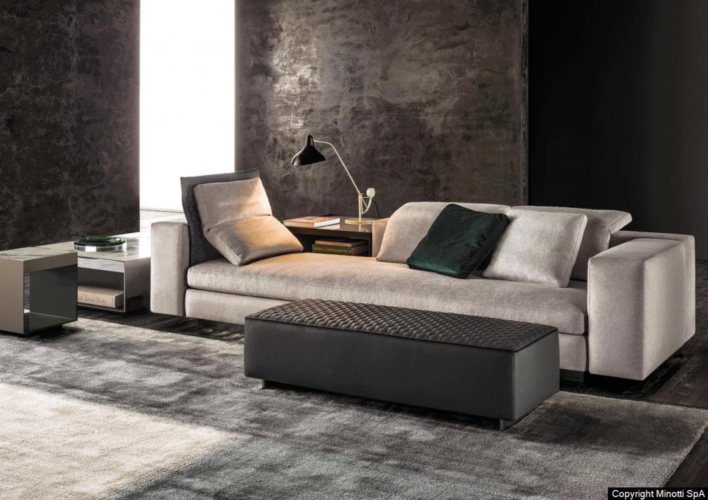 YANG seating system by RODOLFO DORDONI