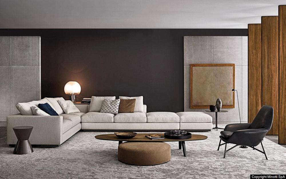 ANDERSEN LINE seating system by RODOLFO DORDONI
