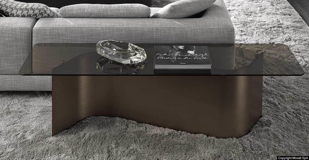 BENDER coffee table by RODOLFO DORDONI