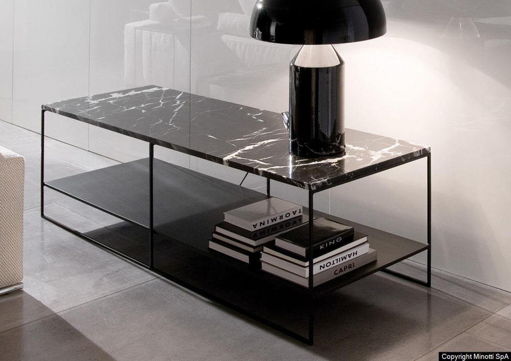 CALDRE CONSOLE TABLE by RODOLFO DORDONI