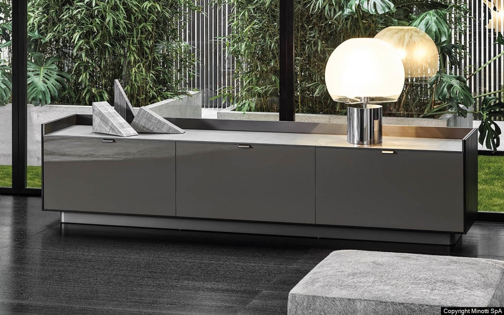 DARREN CABINET by RODOLFO DORDONI, designed in 2019