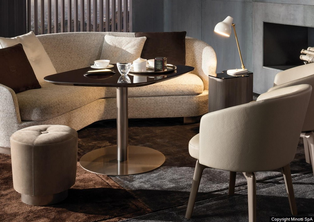 DIAMOND LOUNGE by MINOTTI STUDIO DESIGN