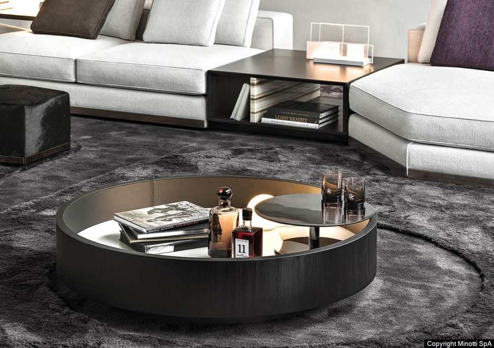 JEFF coffee table by RODOLFO DORDONI, designed in 2019