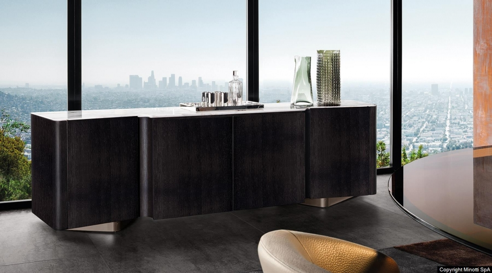 LOU SIDEBOARD by CHRISTOPHE DELCOURT
