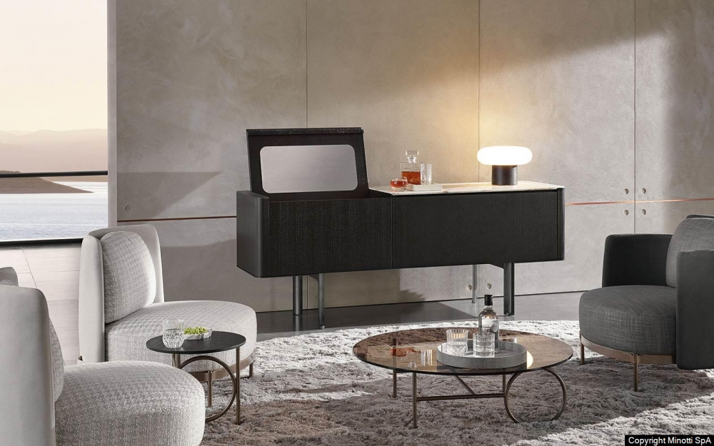 LOU BAR SIDEBOARD by CHRISTOPHE DELCOURT