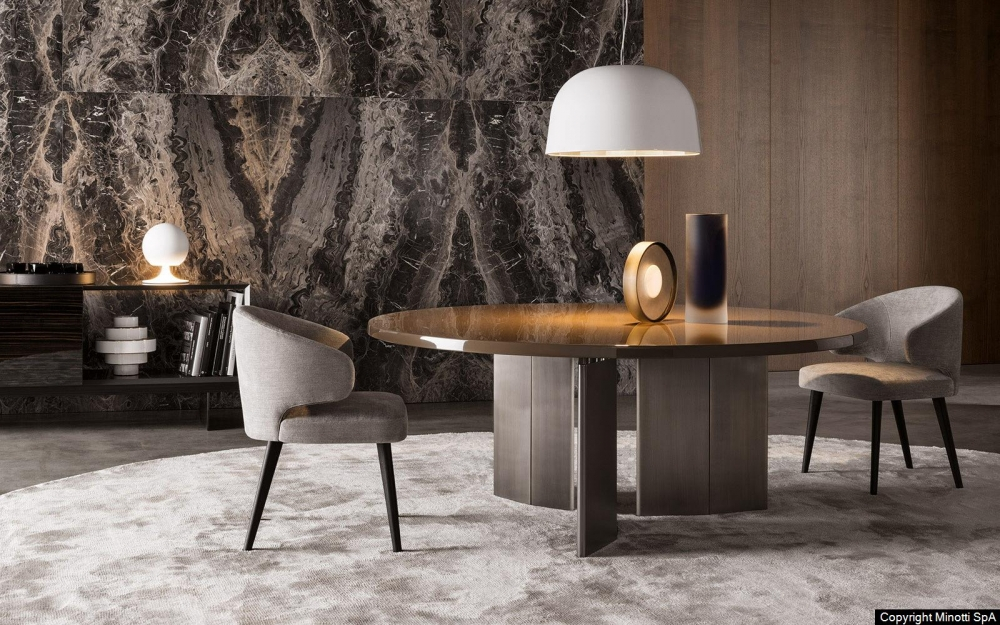 MORGAN TABLE by RODOLFO DORDONI