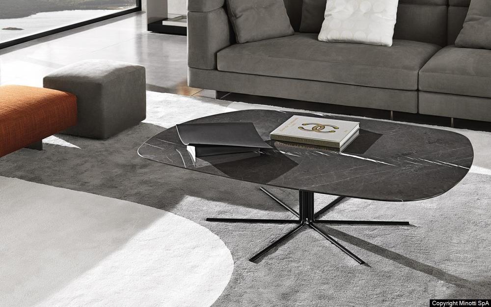 RAYS coffee table by RODOLFO DORDONI